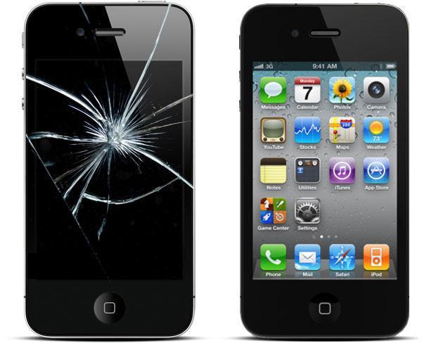 Замена стекла на iphone 4 / 4S | Замена стекла айфон 4 / 4S