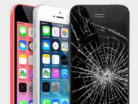 Замена стекла iphone 5 цена