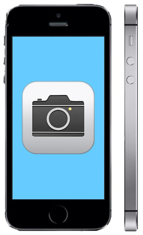 Не работает камера на iPhone 5S