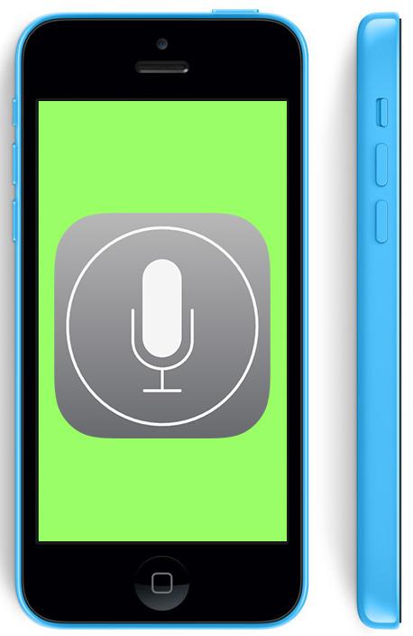 Замена микрофона Айфон 5C
