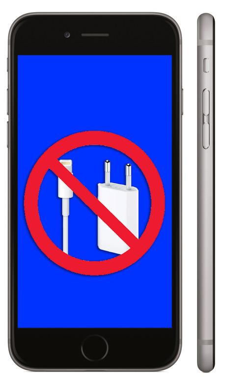 Не заряжается айфон 6