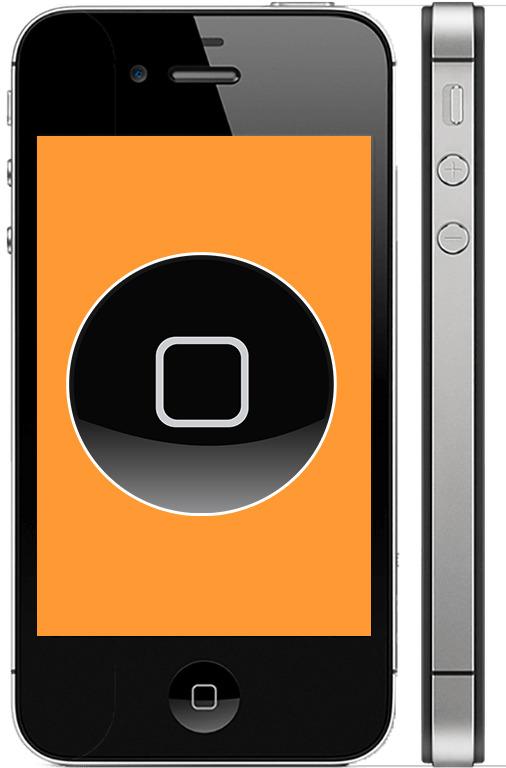 Замена кнопки Home iPhone 4s