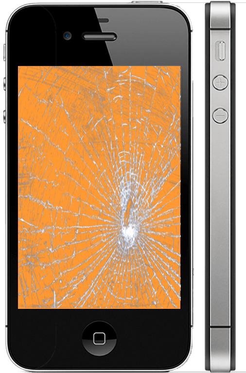 Замена стекла Айфон 4S