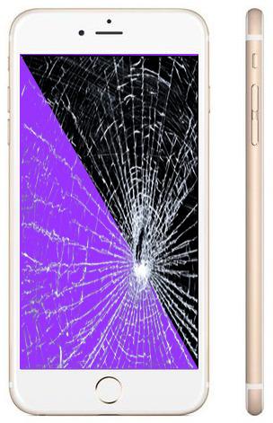 Замена экранного модуля iPhone 6 Plus