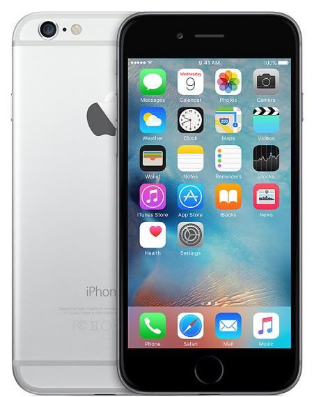 Цены на ремонт Айфон 6s